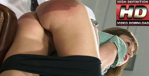 Hard bare bottom caning videos